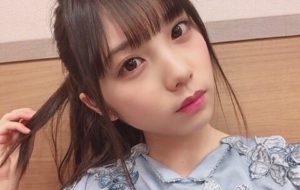 与田祐希カラコン4